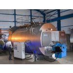 INDUSTRIAL STEAM AND HOT WATER BOILERS Viesmann, Sile, Arca
